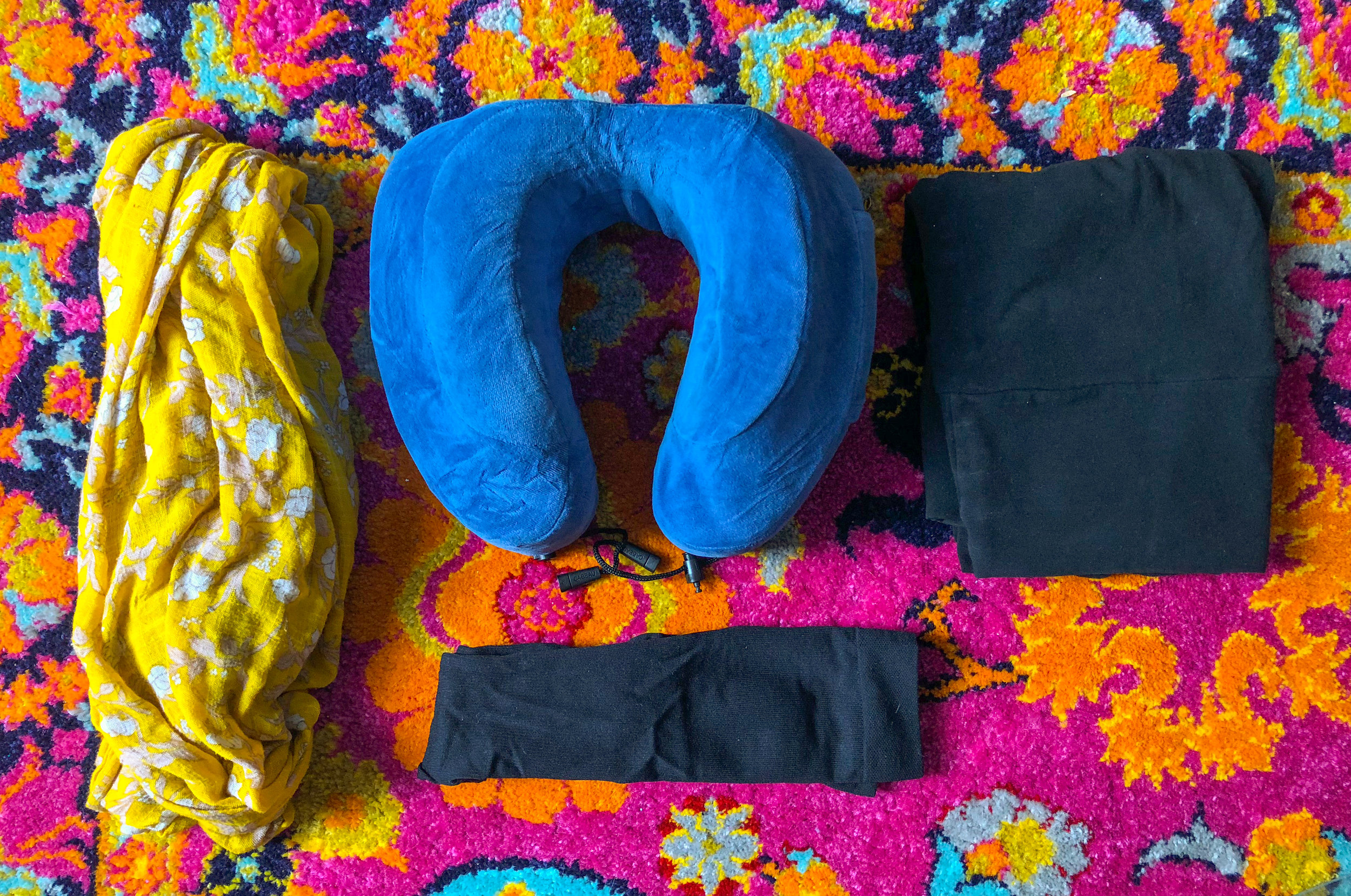 What to Pack in Your Carry-On for a Long Haul Flight