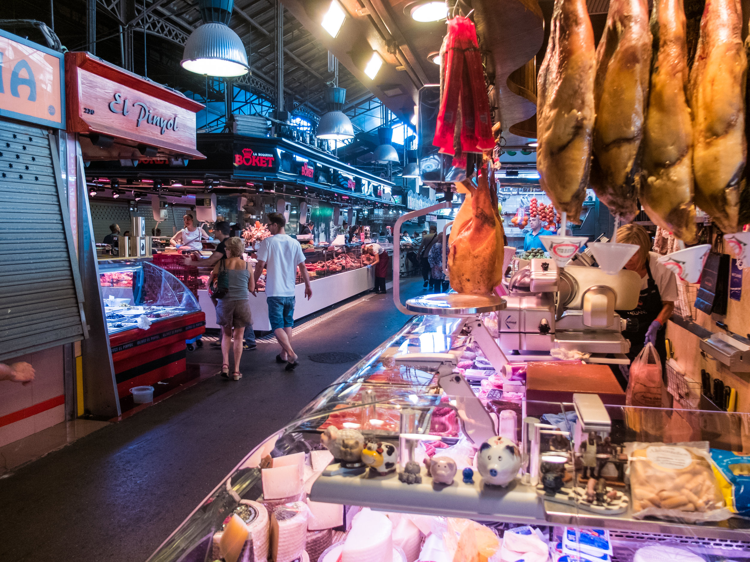Guide to Eating at La Boqueria Market