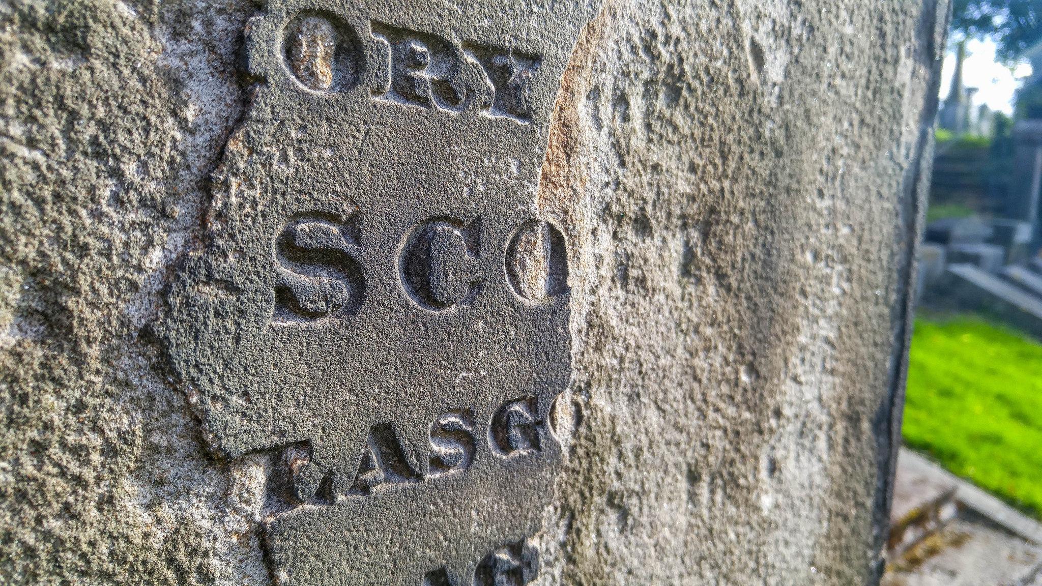 Guide to the Glasgow Necropolis