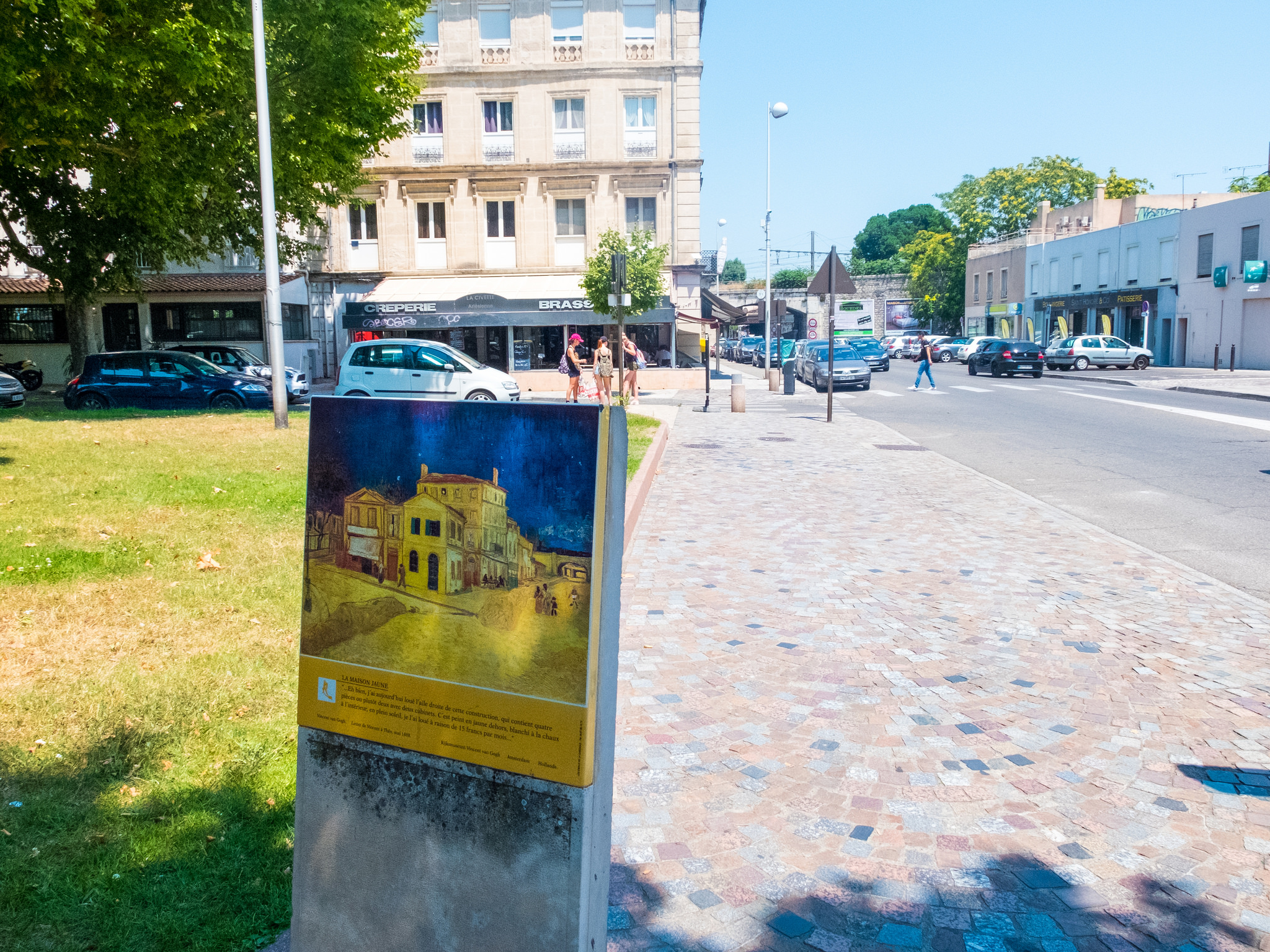 Arles Van Gogh Self Guided Walking Tour