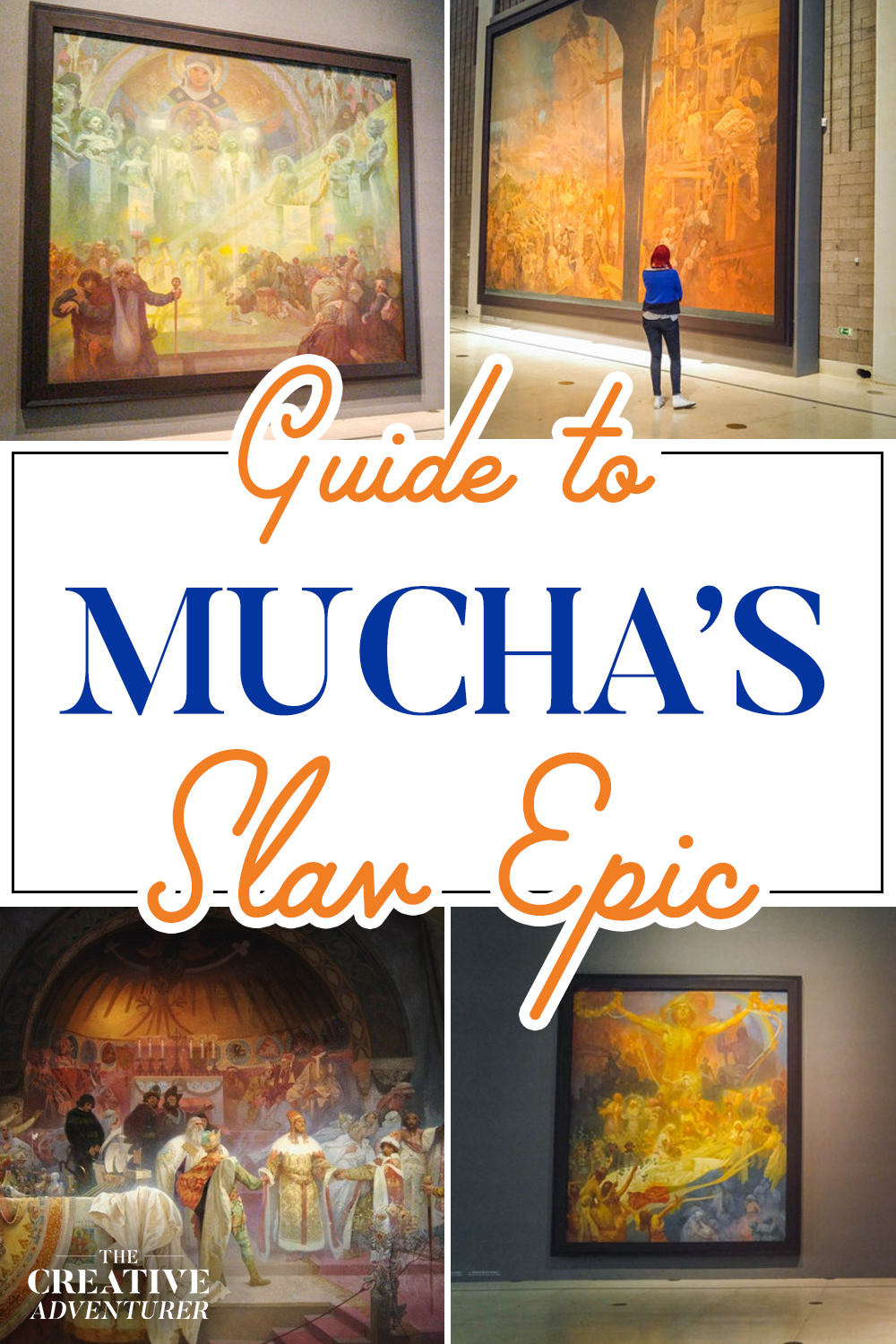 Guide to Mucha's Slav Epic