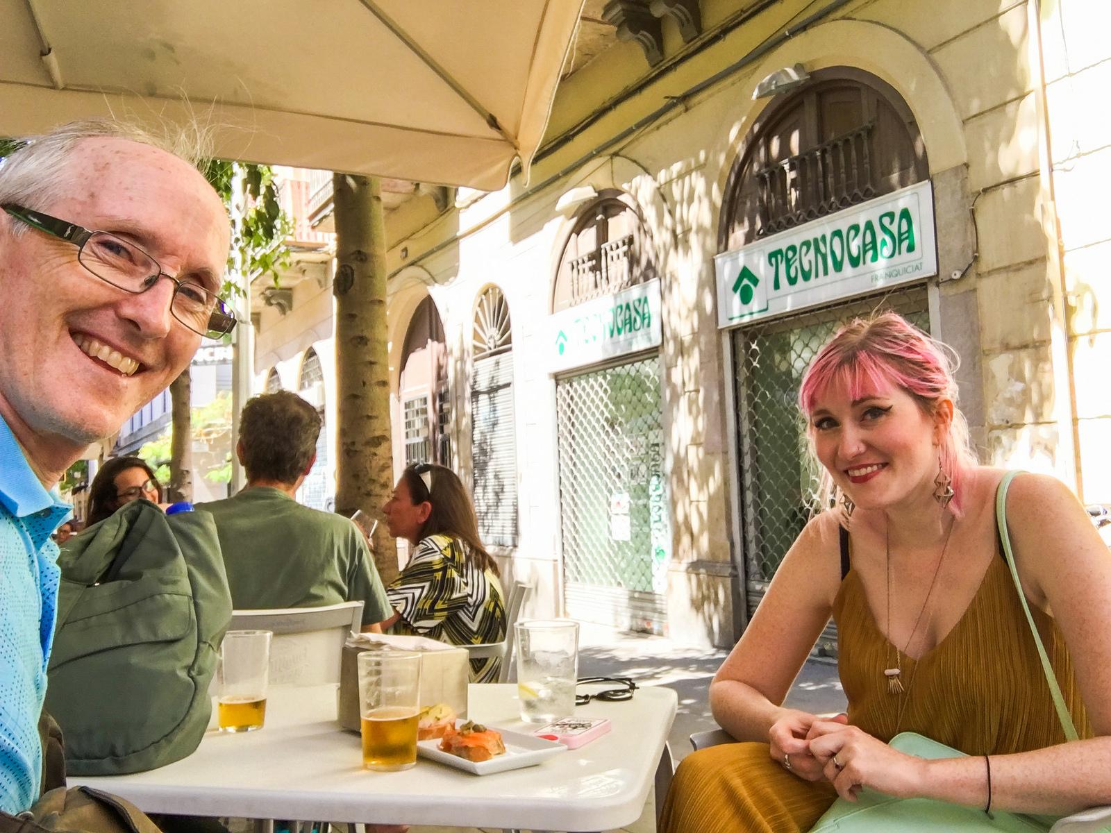 Barcelona's El Poble-sec Neighbourhood