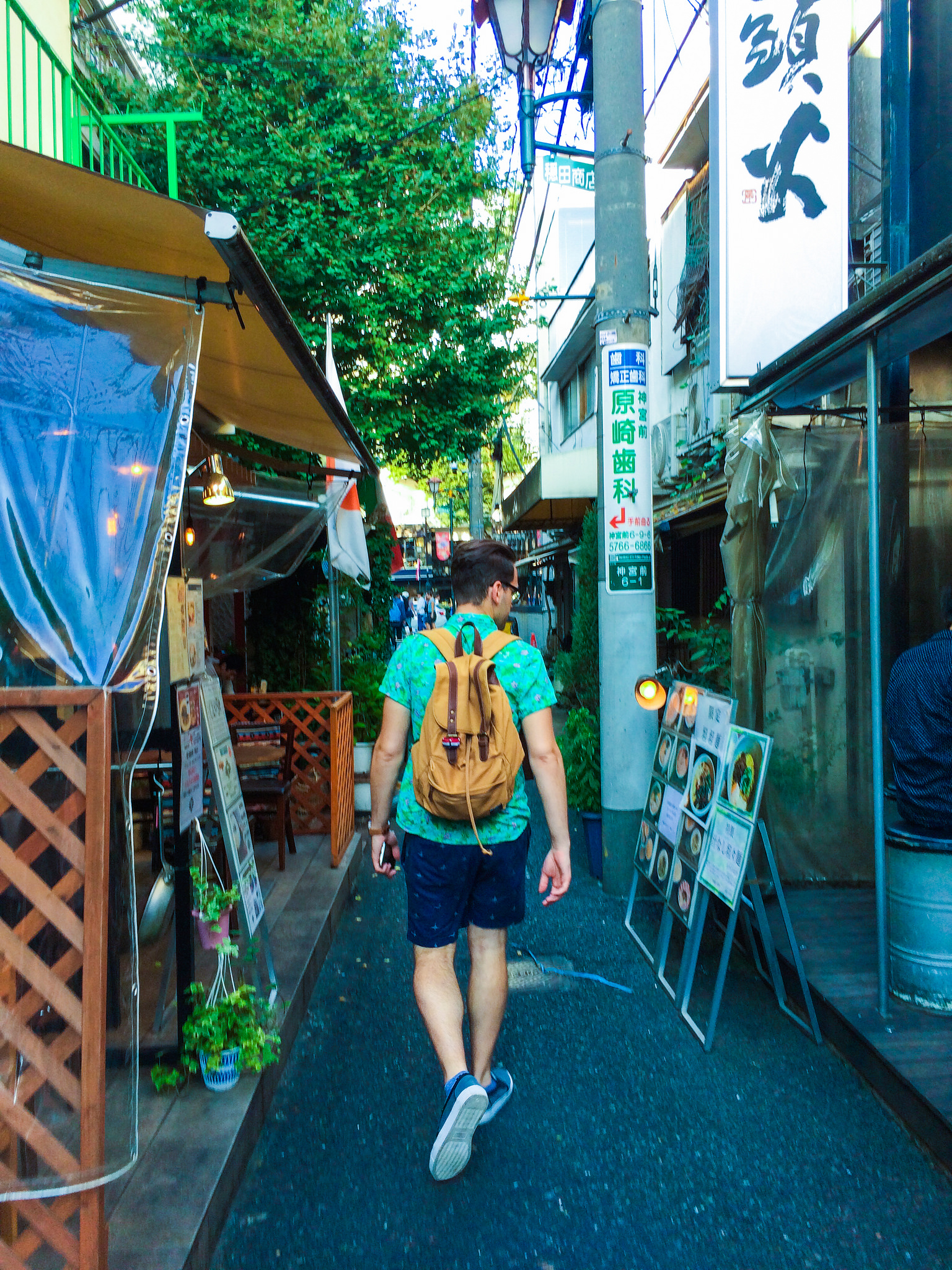 Best Place to Eat in Omotesando Hills