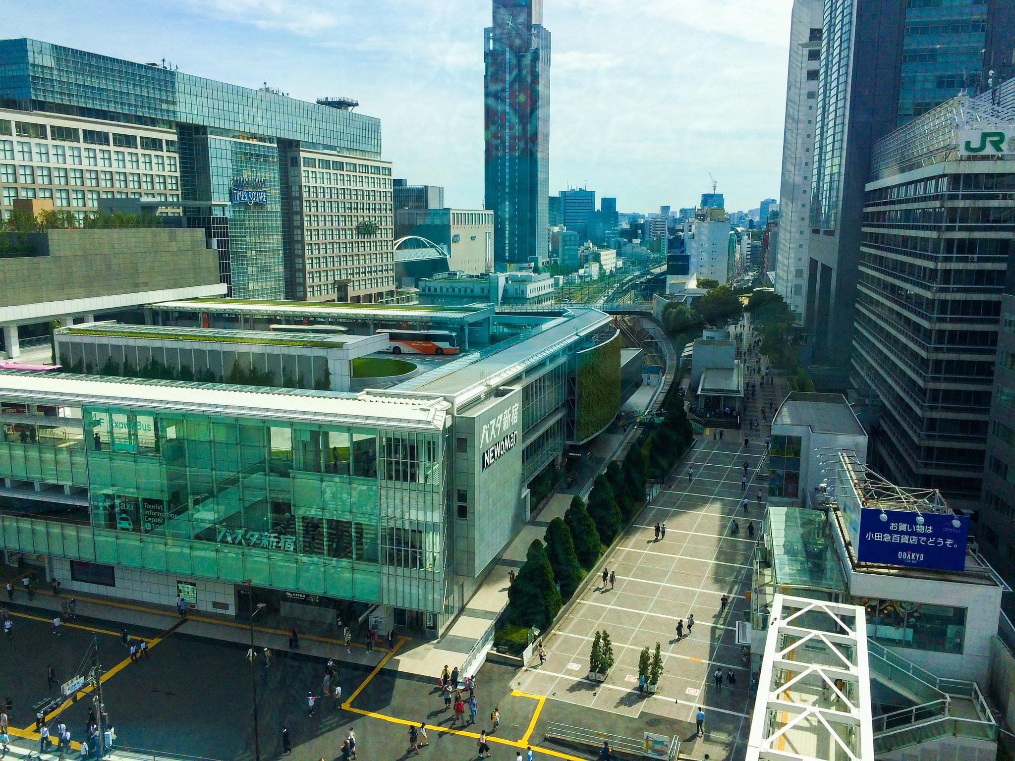 Guide to Shinjuku Tokyo