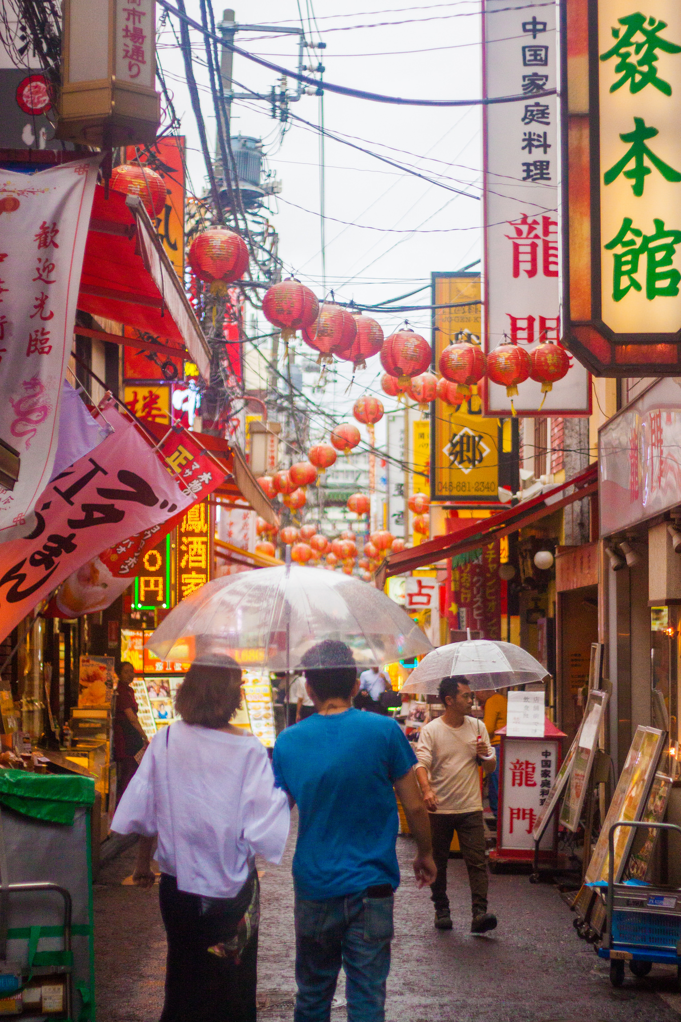 Guide to Yokohama's Chinatown