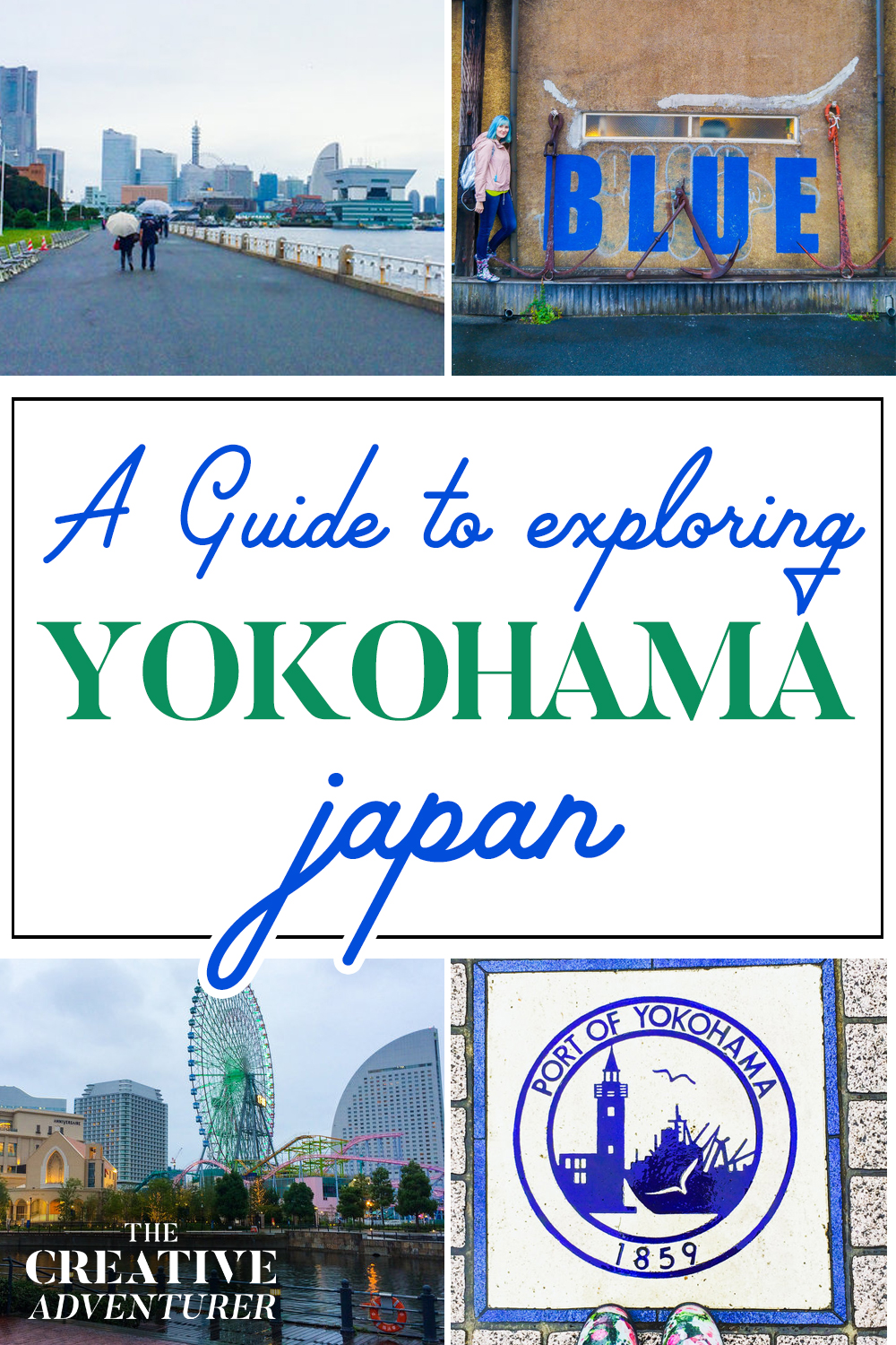 A Guide to Exploring Yokohama, Japan
