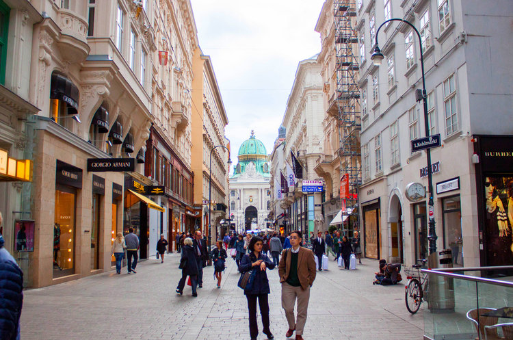 Self Guided Walking Tour of Vienna