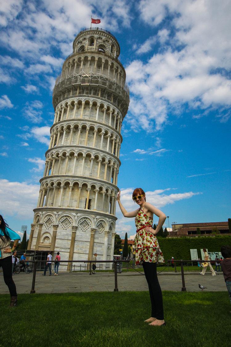It's Okay to Be a Tourist