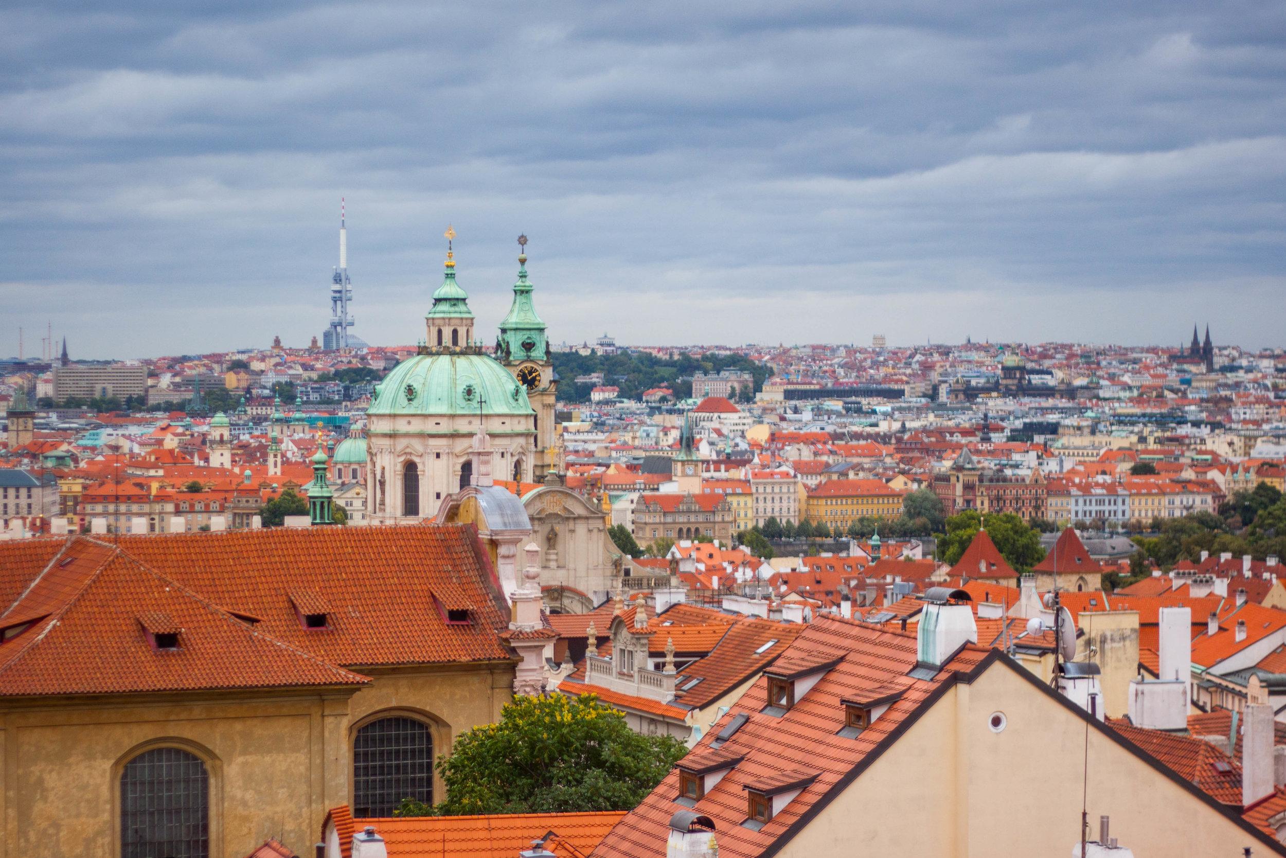 Guided Tour of Prague Castle