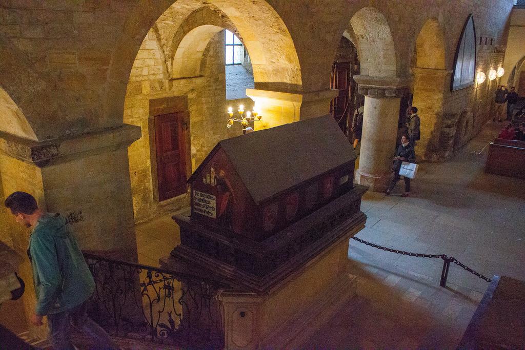 Self-Guided Tour of Prague Castle