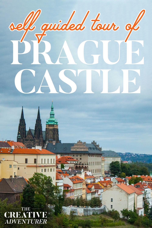 Self Guided Tour of Prague Castle