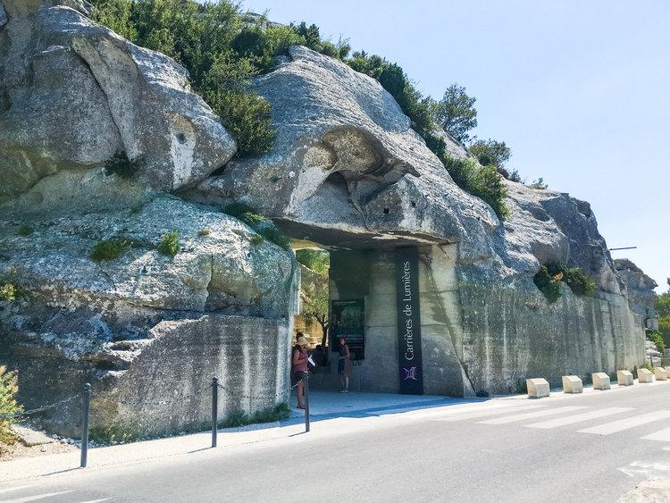 Walking Tour of Les Baux-de-Provence