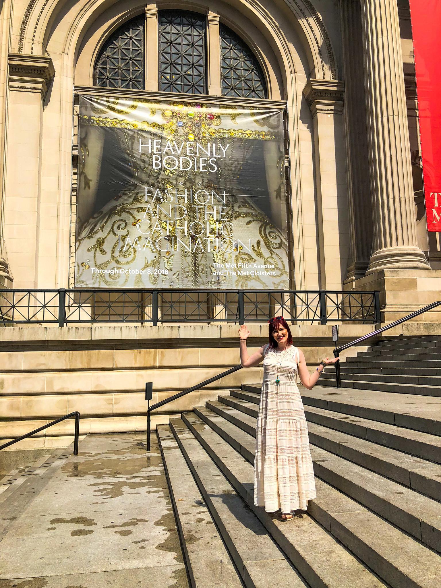 MET Heavenly Bodies Exhibition: Vatican Collection
