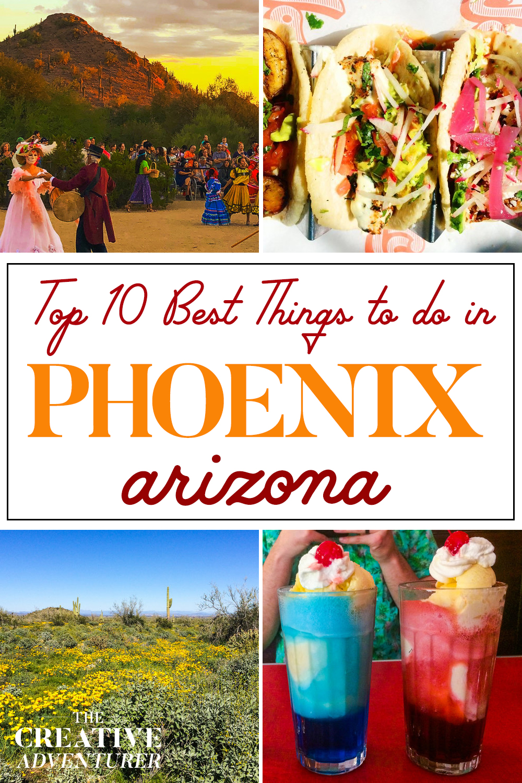 Top 10 Best Things to do in Phoenix, Arizona