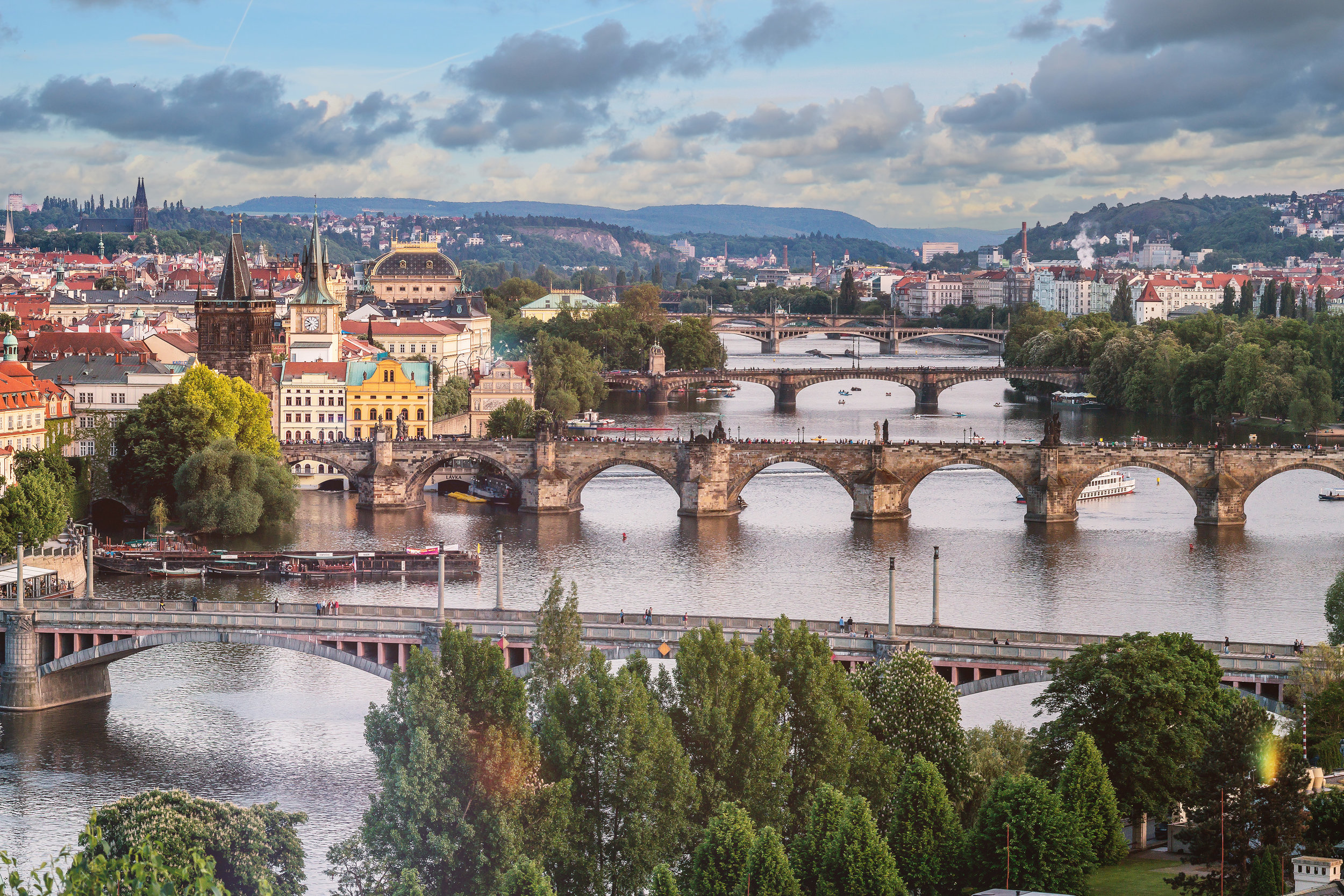 Your Guide to Visiting the Charles Bridge in Prague