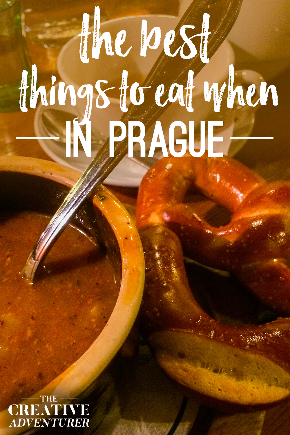 9 Delicious Czech Food you must eat when travelling to Prague