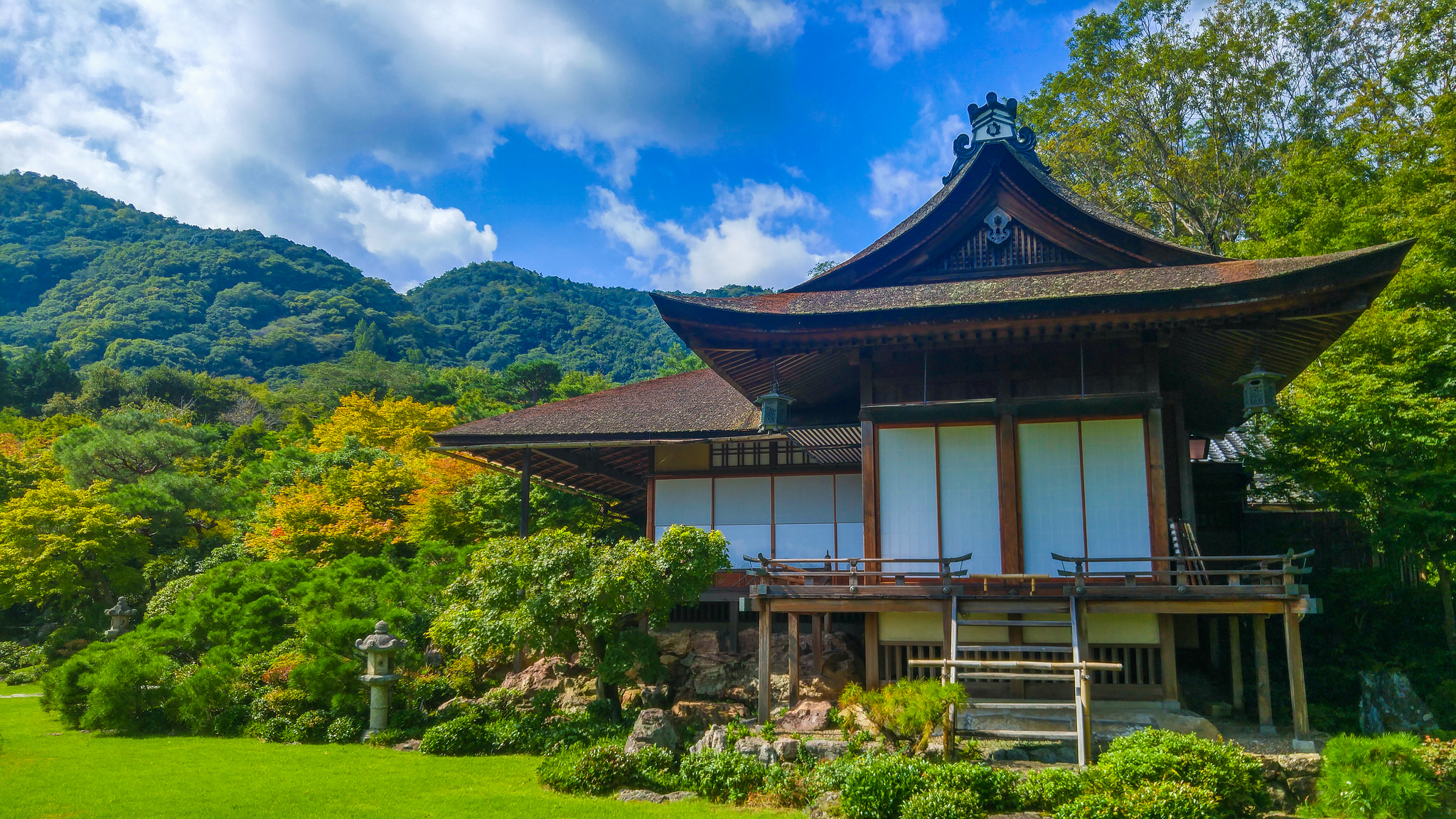 Guide to Visiting Kyoto's Okochi Sanso, Arashiyama's Stunning Traditional Japanese Villa and Zen Garden