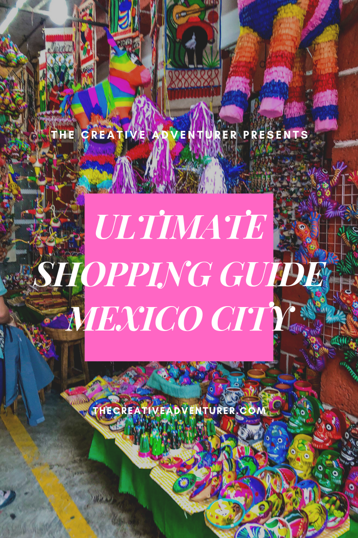 The Ultimate List of Places to Shop for Souvenirs in Mexico City