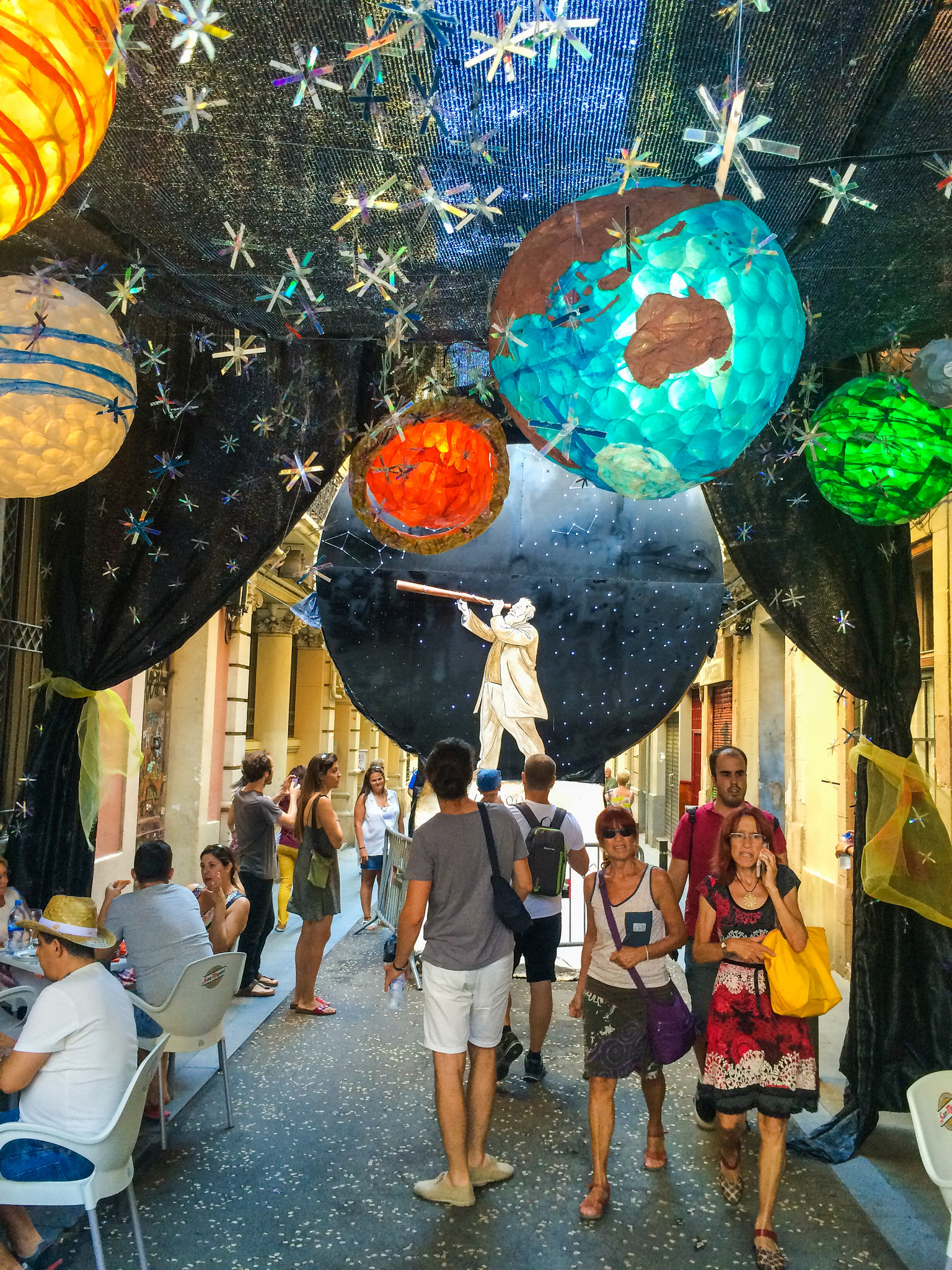 Your Ultimate Guide to Barcelona's Wild and Colorful Gràcia Festival!