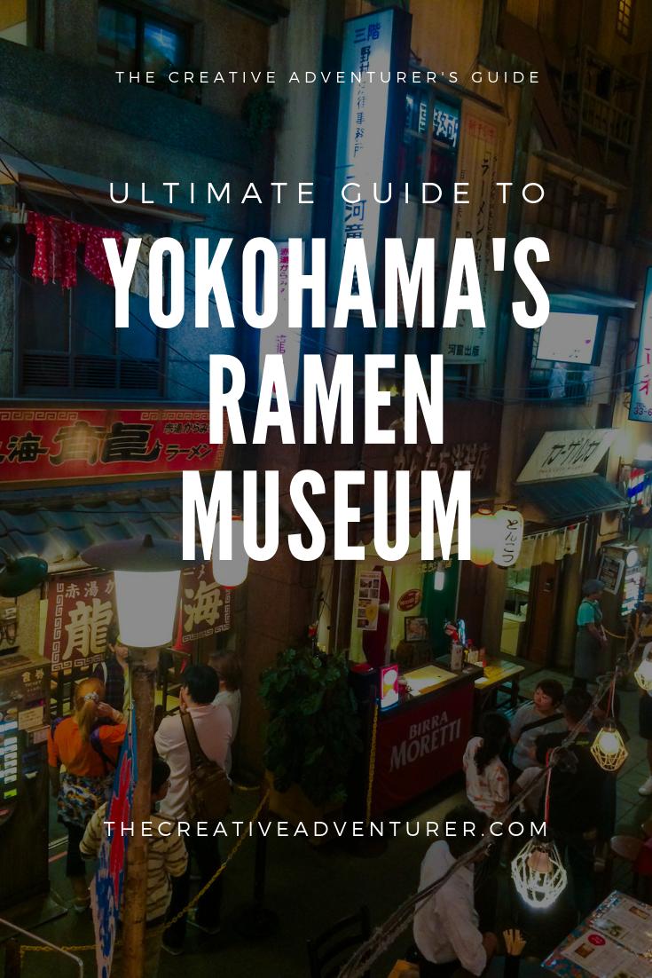 Your Ultimate Guide to Yokohama's Ramen Museum