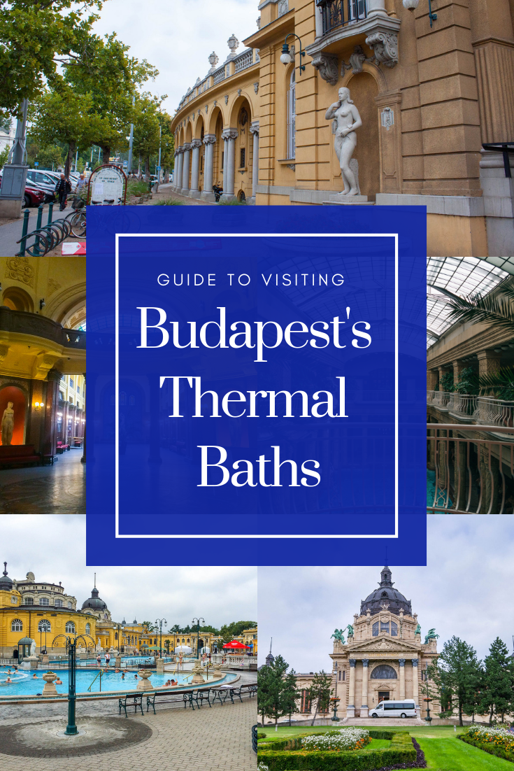 Everything You Need to Know Before You Visit Budapest's Famous Thermal Baths and Spas
