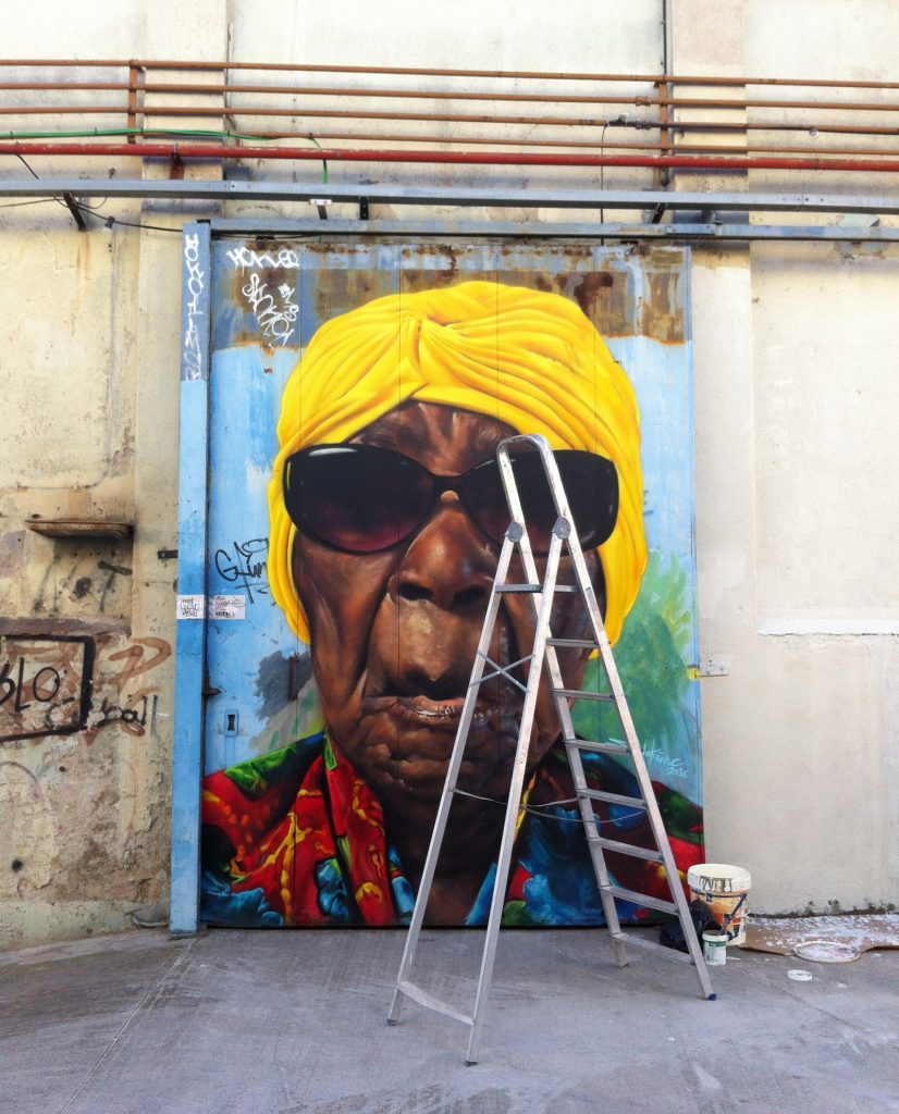 The Best Outdoor Art Galleries in Spain, Discover the Incredible Street Art and Graffiti of Barcelona