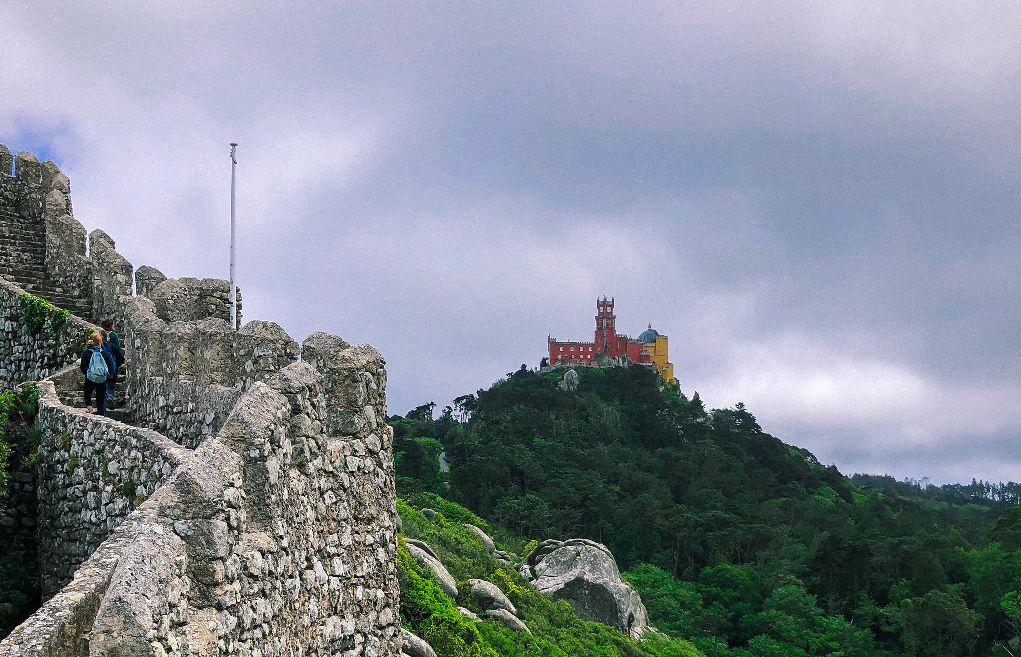The Ultimate Self Guided Tour of Moorish Castle, Sintra's Oldest World Heritage Site