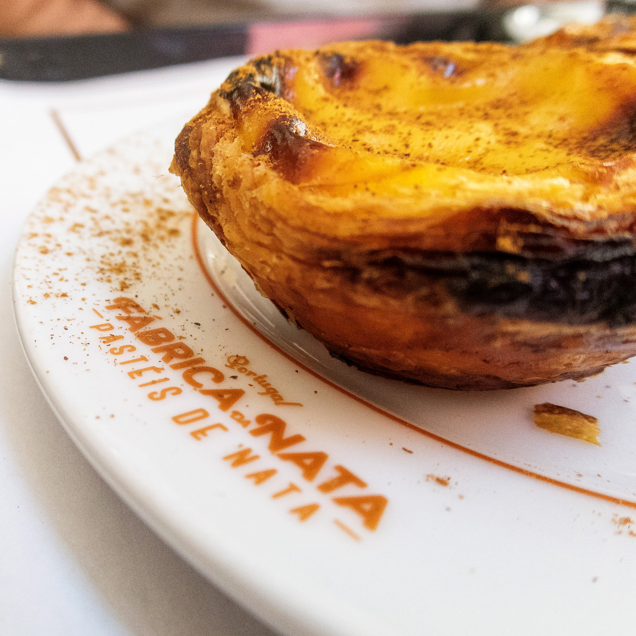Where to Find the Best 'Pasteis de nata' Portuguese Egg Tarts in each Neighbourhood in Lisbon