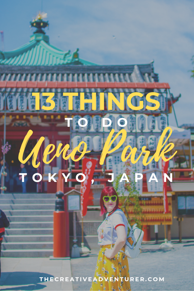 13 Awesome Things to do in the Ueno Park, the Best Park in Tokyo