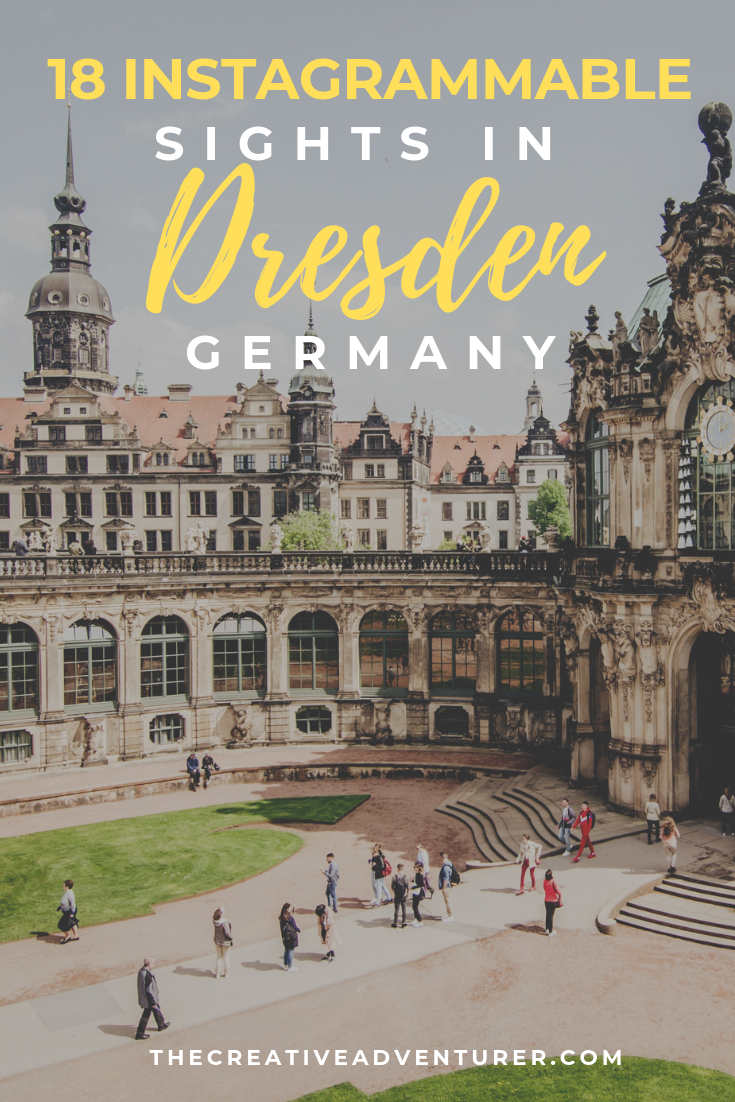 The Most Instagrammable Places in Dresden, Germany