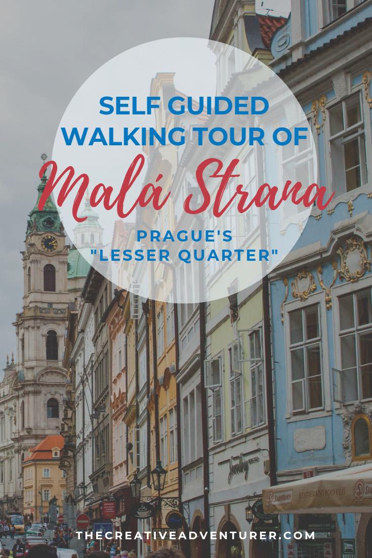 Don't Skip This Walking Tour of Prague's Secret Little Quarter Malá Strana