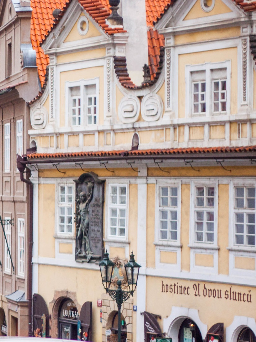 Walking Tour of Prague's Secret Little Quarter, Malá Strana