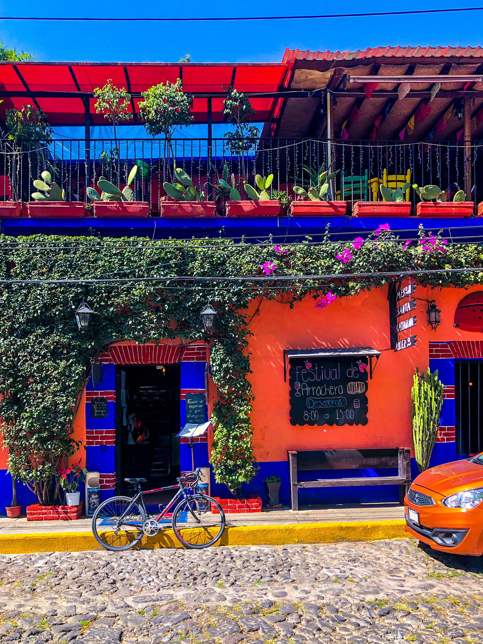 The Ultimate Self Guided Walking Tour of Historic Coyoacán, Mexico City's Oldest Neighbourhood