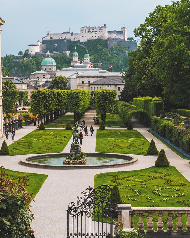 "CNN announced their list of the top places to travel to in 2020. And at the top of their list, Salzburg! Salzburg has a special spot in my heart since it was one of the first places me and my bestie travelled to together! It's so much more than just a stop on the ""Sound of Music Tour"" but that's a pretty great things about it too! 🎼 #salzburg #visitsalzburg #cnntravel"
