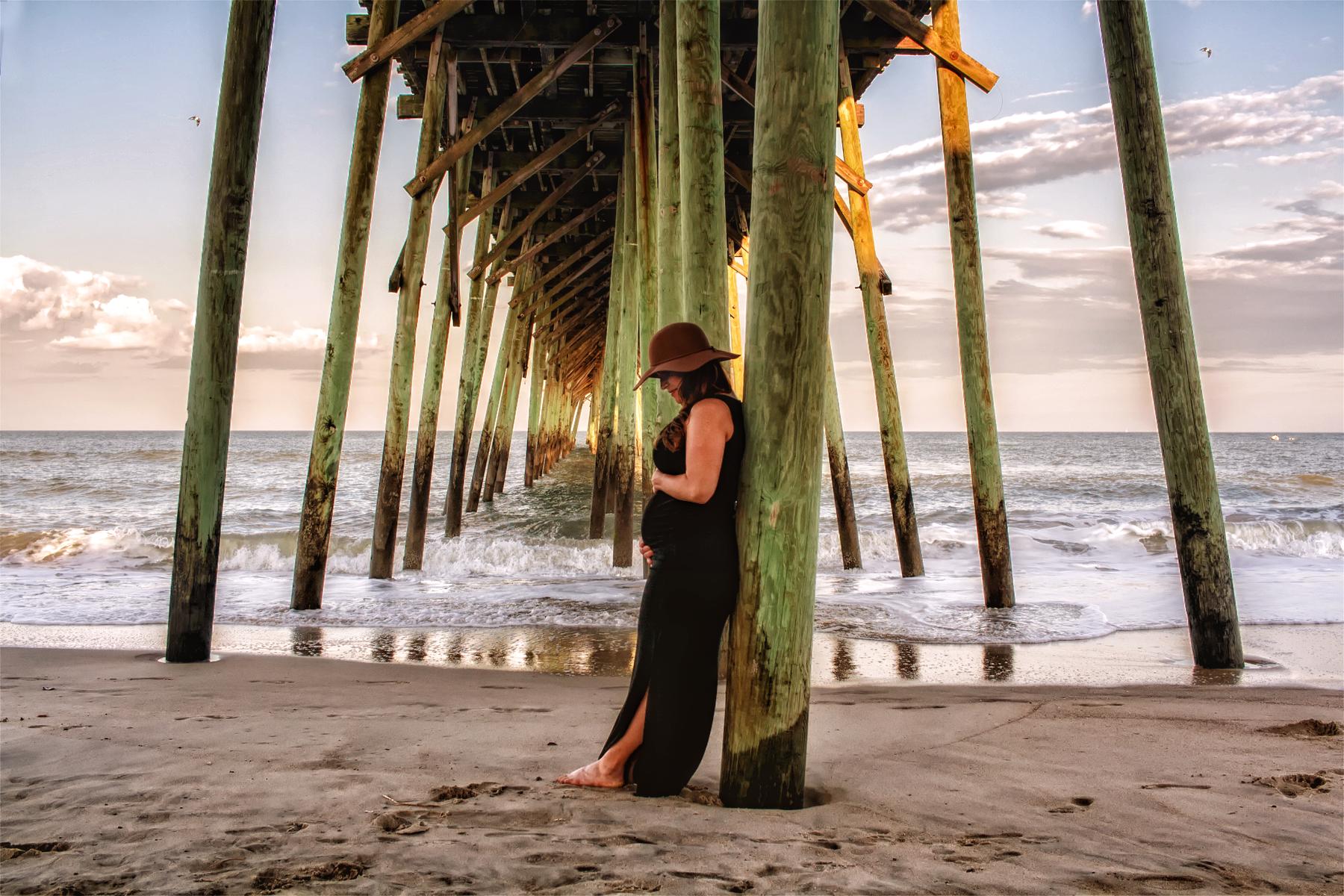 Kure_Beach_Maternity_Photographer_Tiffany_Abruzzo_Photography