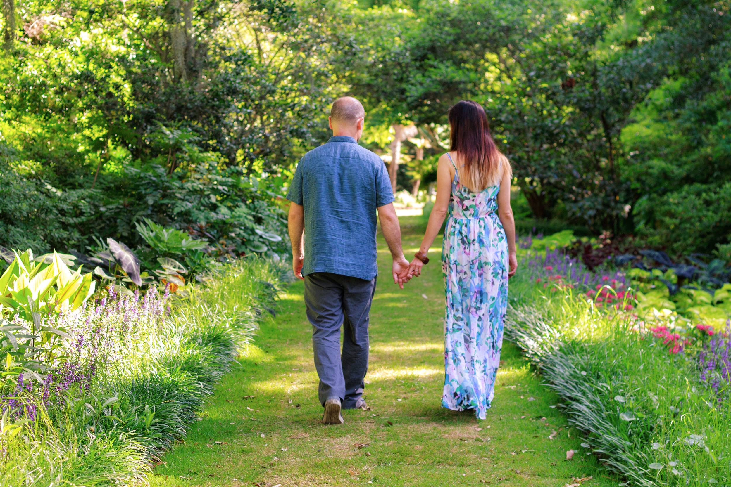 Airlie_Gardens_Engagement_Tiffany_Abruzzo_Photography