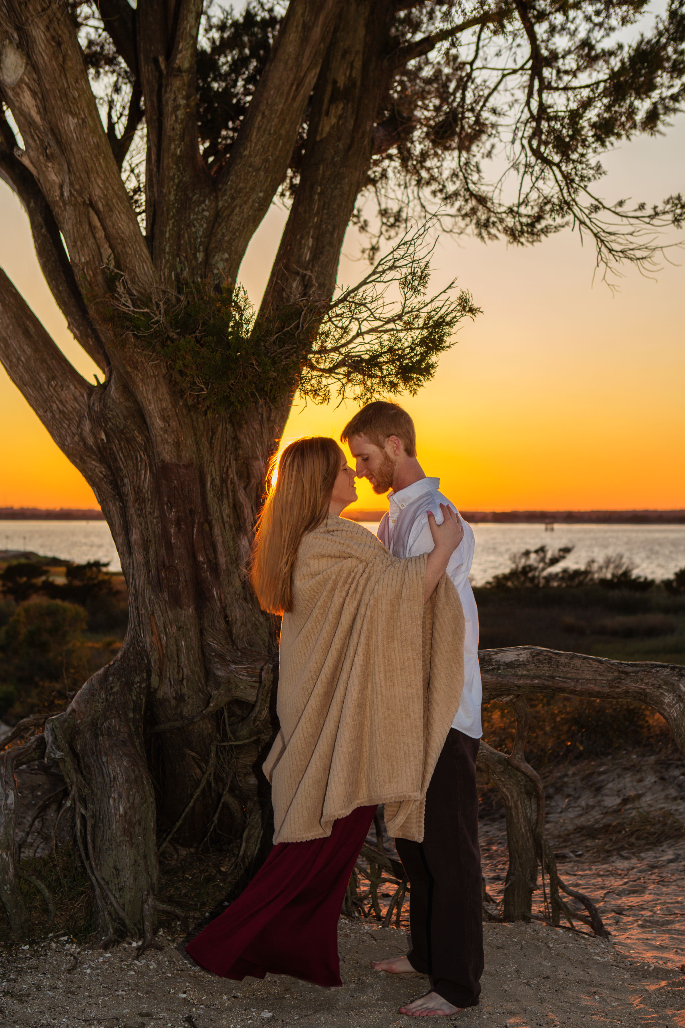 Wilmington Wedding │Fort Fisher Engagement Session │Tiffany Abruzzo Photography │A & S 34.jpg