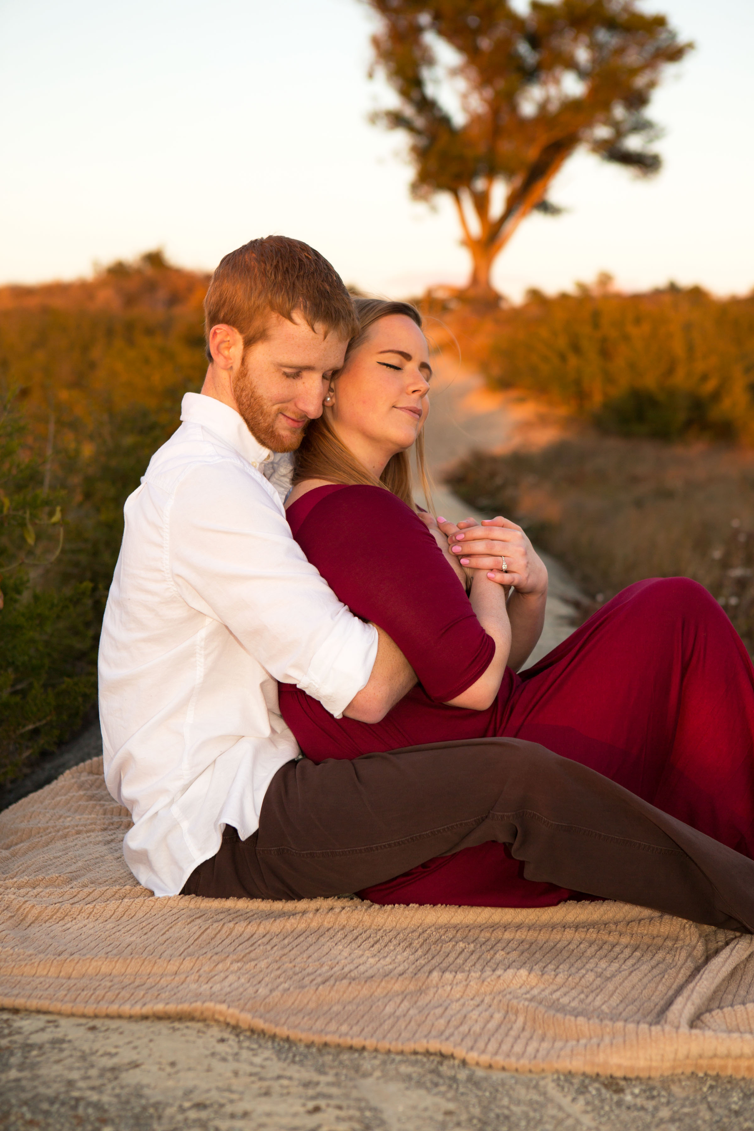 Wilmington Wedding │Fort Fisher Engagement Session │Tiffany Abruzzo Photography │A & S 36.jpg