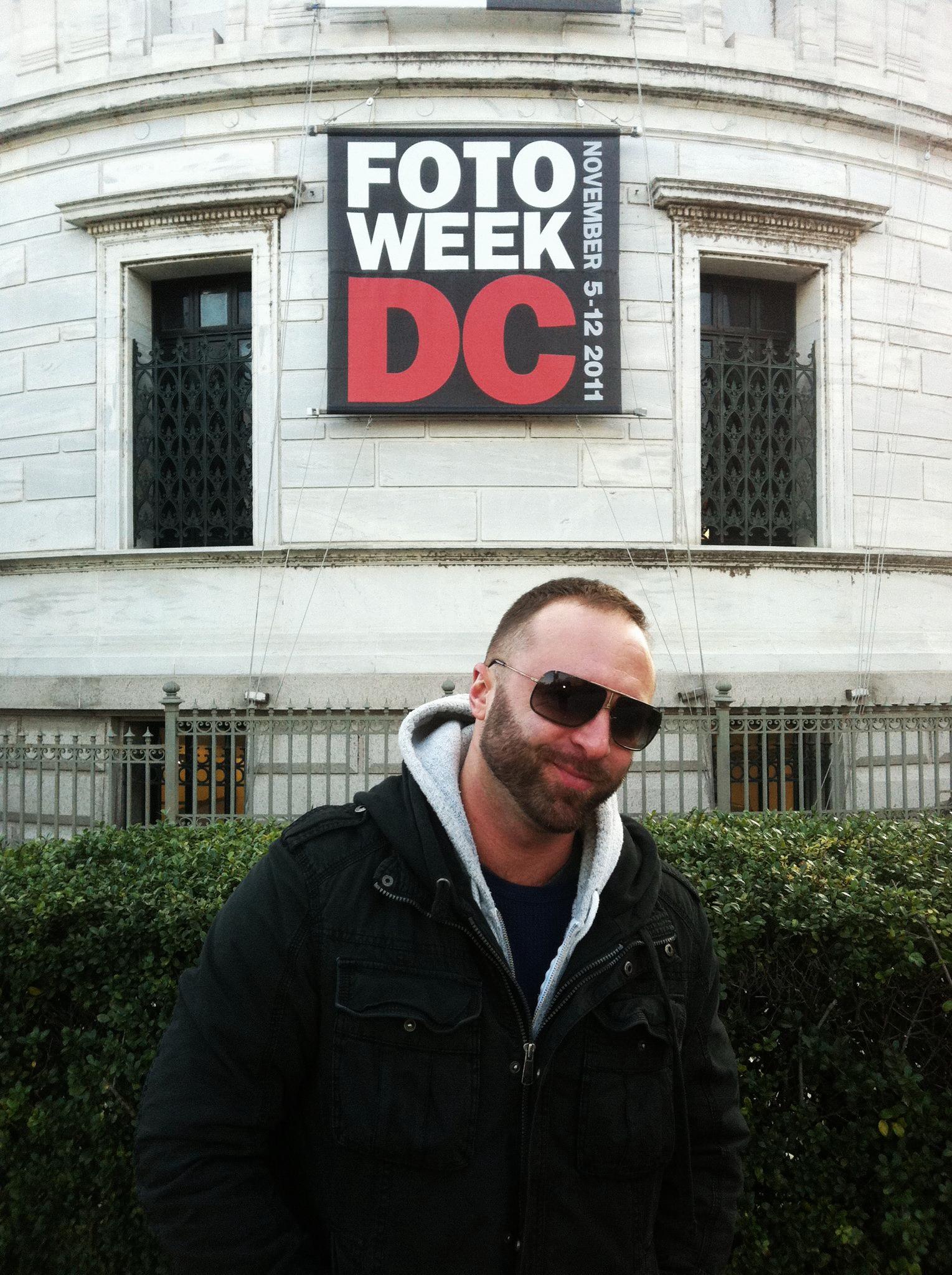 Photo displayed for Foto Week DC.