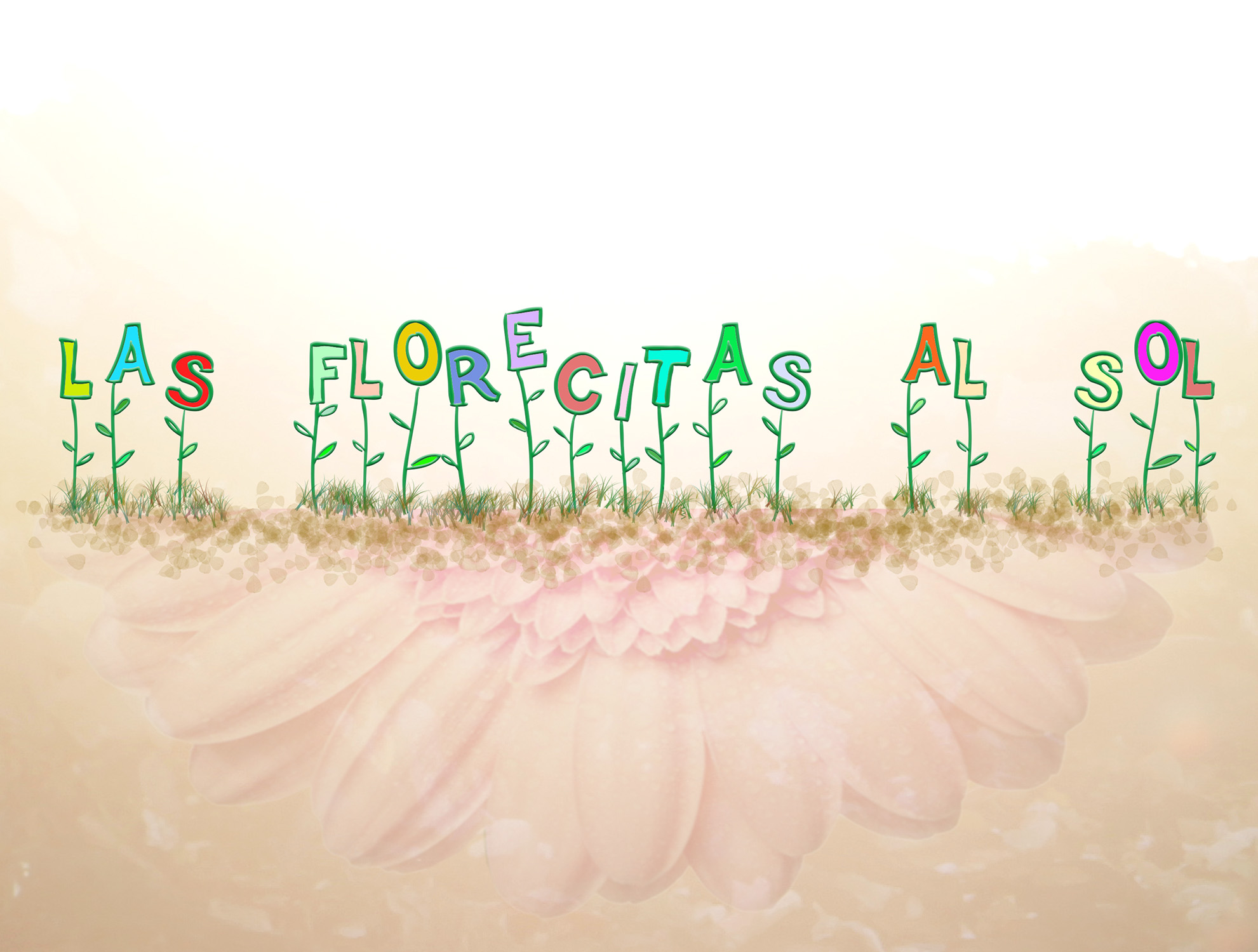 Las Florecitas al Sol is a Creative Acting Program. These small comedic, Novela-style skits are fun and educational.