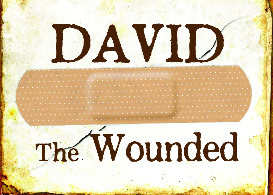 David the Wounded Title.jpg