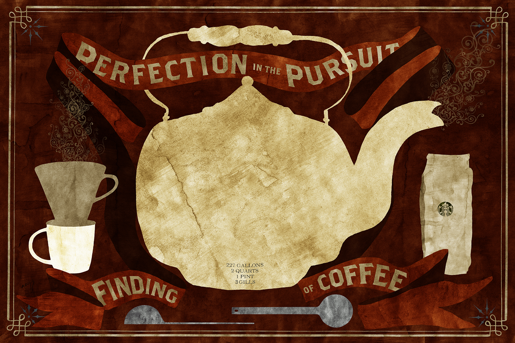 Finding Perfection in the Pursuit of Coffee