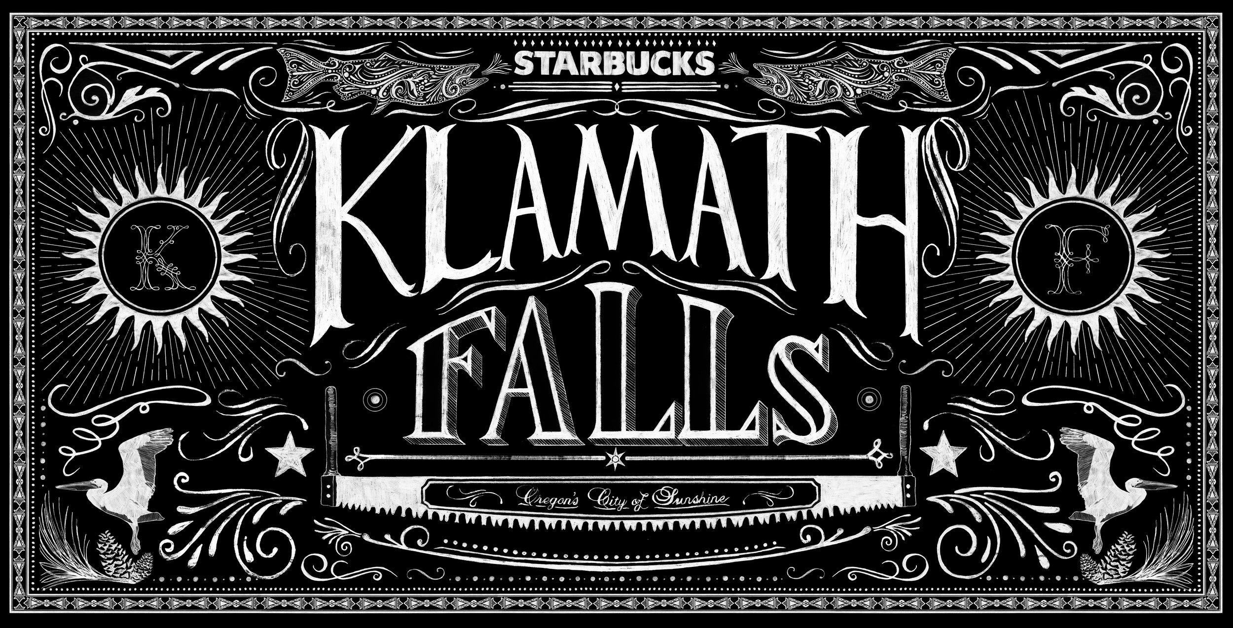 Klamath Falls Chalk