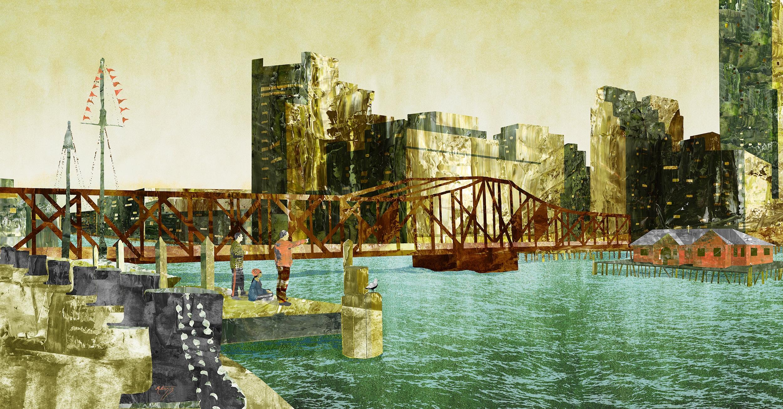 Rowes Wharf I