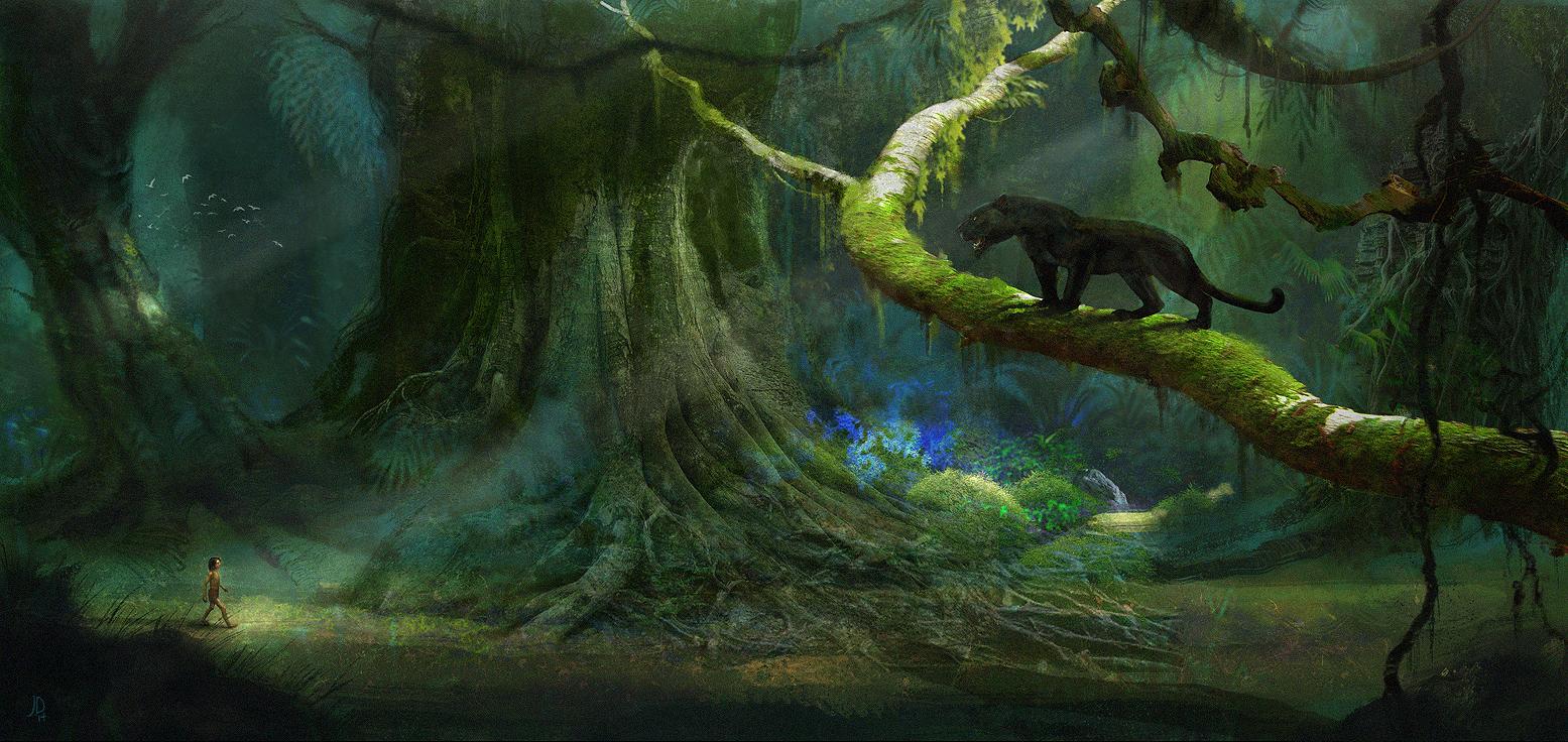 The Jungle Book. 2016