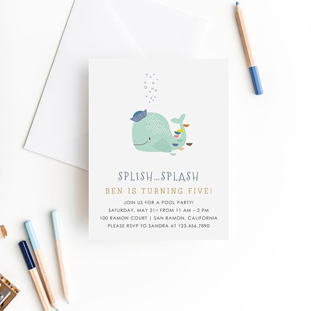 So many fun new summertime designs are being added to the shop. Come and check them out! . . . . #thatsdarling #darlingmovement #risingtidesociety #thehappynow #pursuepretty #wandeleurspark #flashesofdelight #calledtobecreative #creativeentrepreneur #etsy #invitation #party #communityovercompitition #seekthesimplicity #simplicitypapers #darlingdaily #makeitblissful #invitations #birthdayinvitation #prettypaper #summerparty #whaleparty