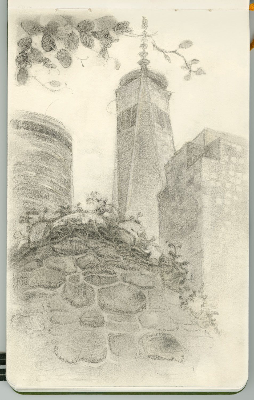 One World Trade Center, New York City.