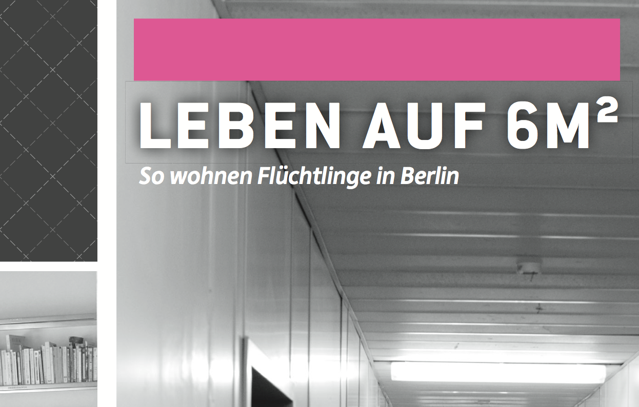 Faltblatt Flucht und Vertreibung