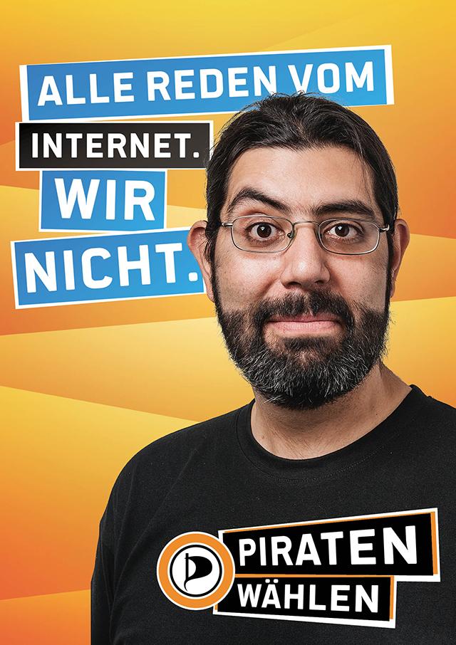 Alle reden vom Internet