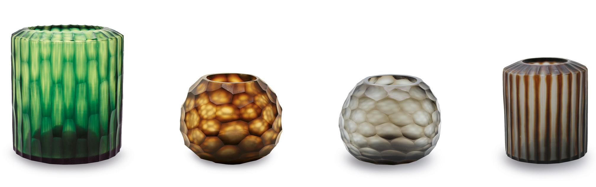 Rebekka Notkins udvalgte vaser fra The Architects Choice,som netop nu kanoplevespå Amagertorv.